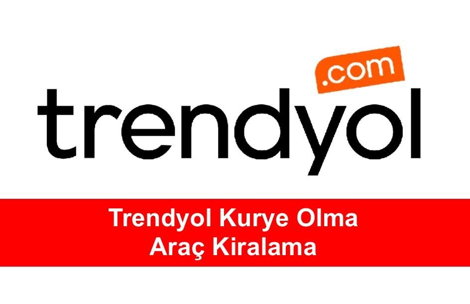 Trendyol Kurye