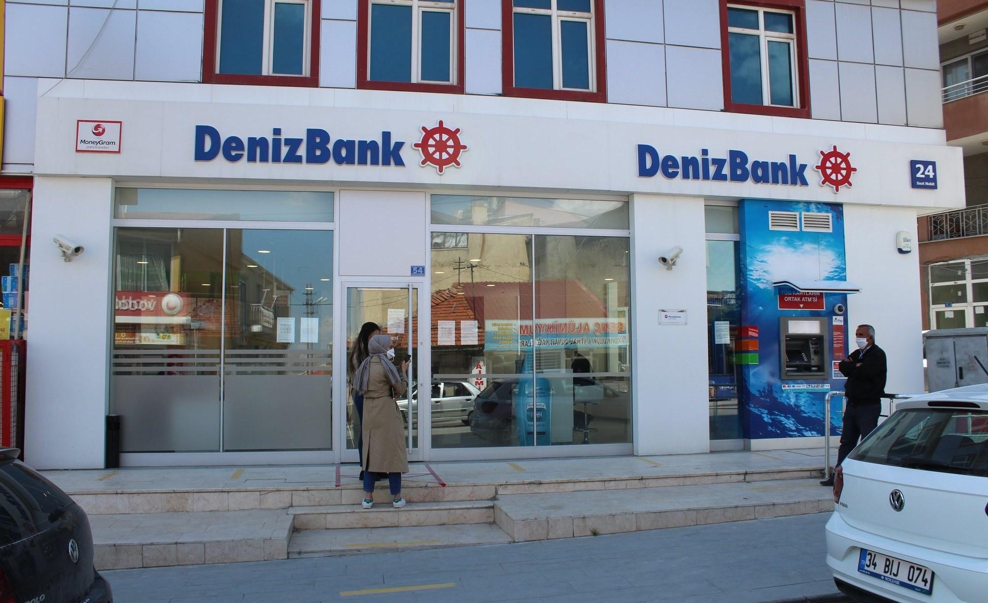 Denizbank ATM Yeri Önerme ve Başvuru Formu
