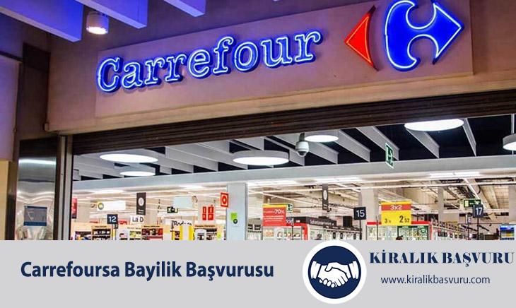 Carrefour Bayilik Başvurusu