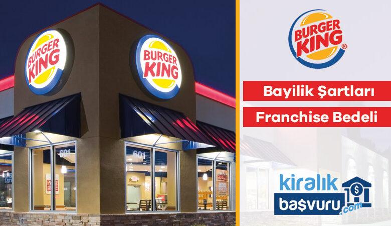 Burger King Bayilik