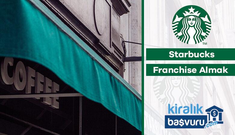 starbucks franchise