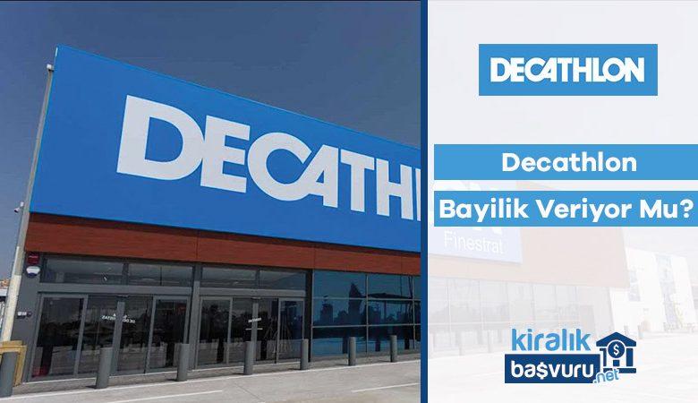 Decathlon Bayilik