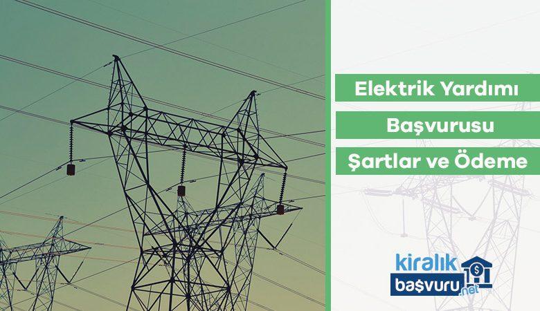 Elektrik Yardımı Başvurusu