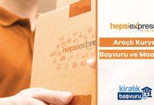 Hepsiexpress Araçlı Kurye