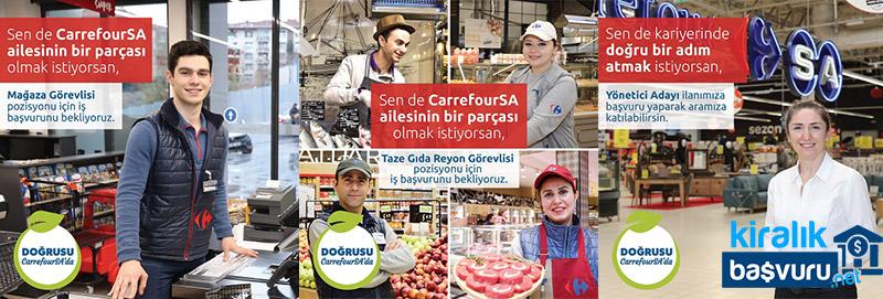 Carrefour İş İlanları